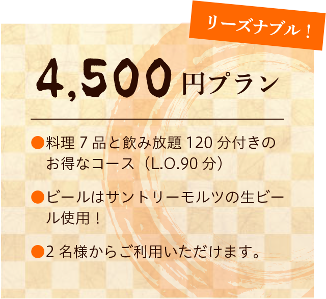 4000プラン